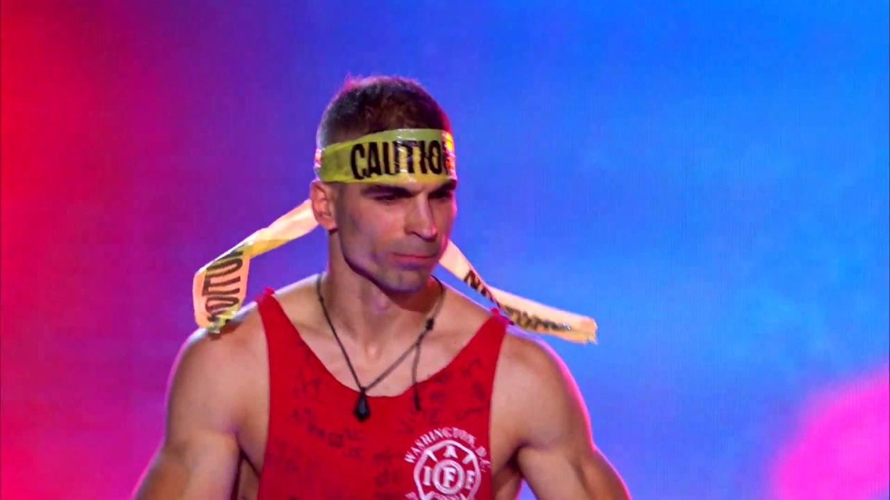 American Ninja Warrior: Mike Bernardo's Triumphant Run