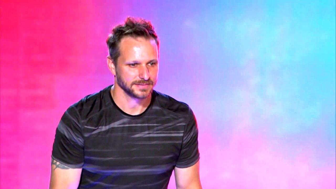 American Ninja Warrior: Drew Lachey Hits The Course