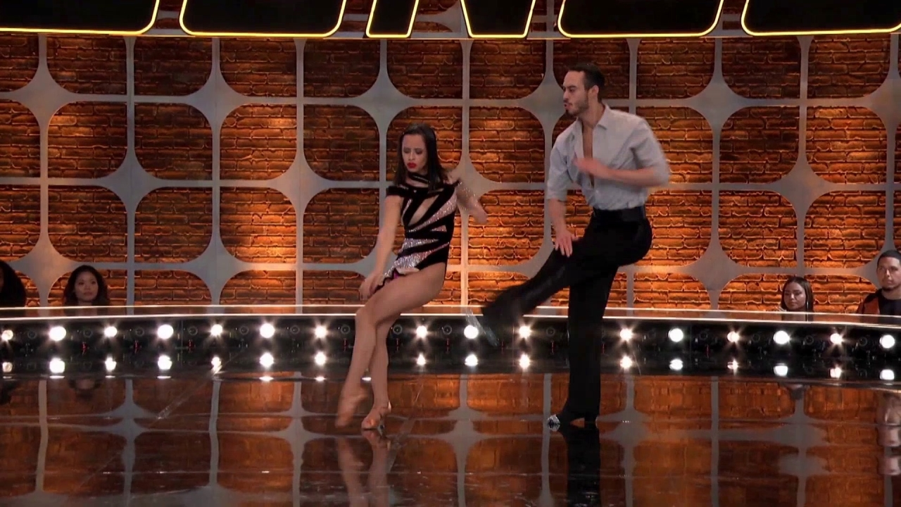 So You Think You Can Dance: Andrew Avila & Melany Mercedes Perform To Sal A Bailar