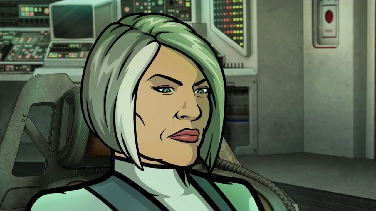Archer: 1999, Space Pirates