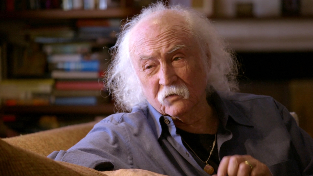 David Crosby: Remember My Name: Intense With Music