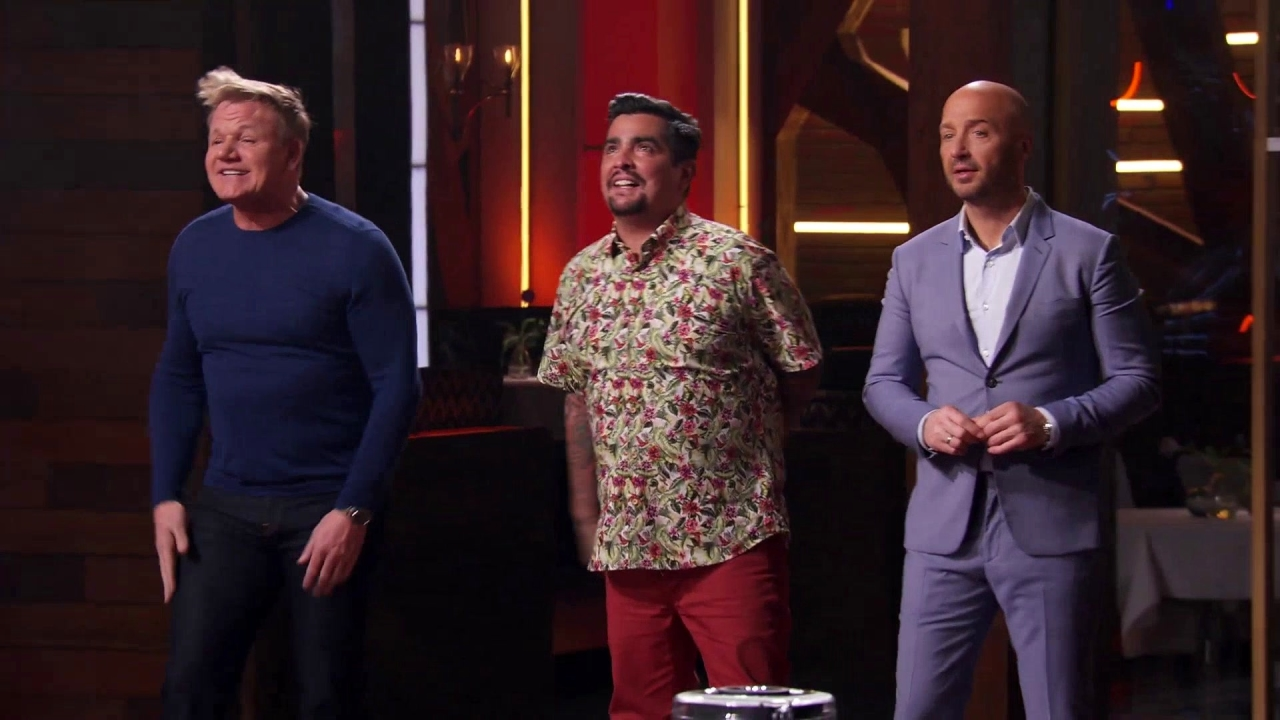 Masterchef: The Judges Stress The Chefs To Finish Their Plates