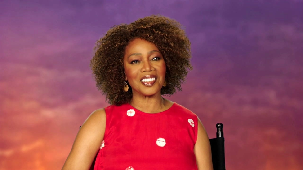 The Lion King: Alfre Woodard On What Enticed Her To Take On The Project