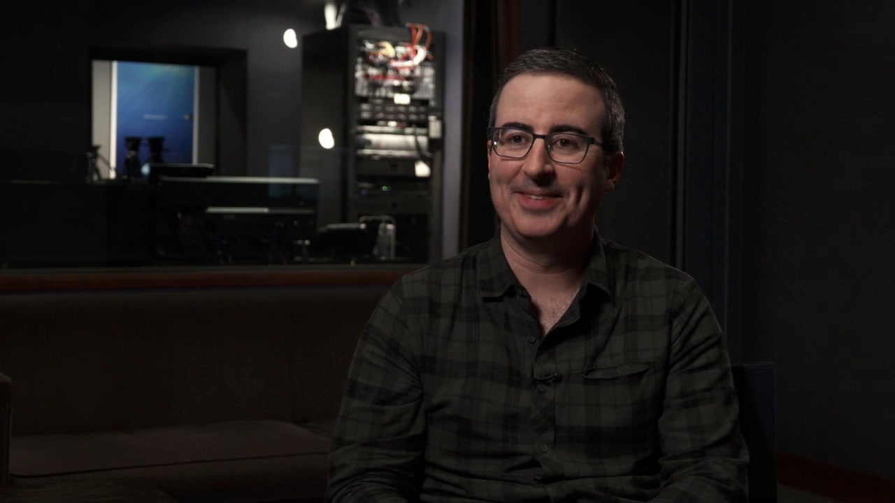 The Lion King: John Oliver On His Character Zazu