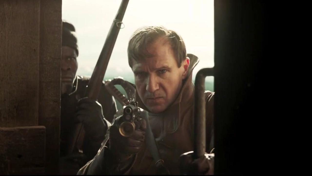 The King's Man (International Trailer 1)
