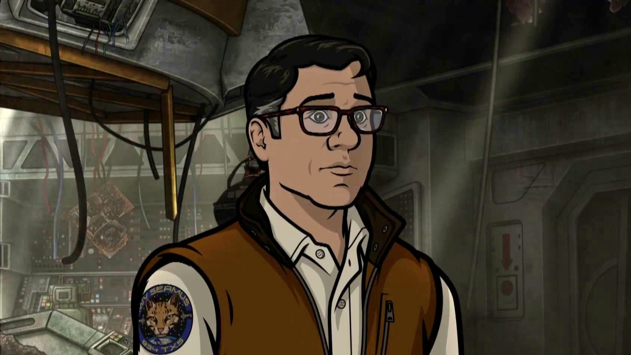 Archer: 1999: Attack Of The Space Dino