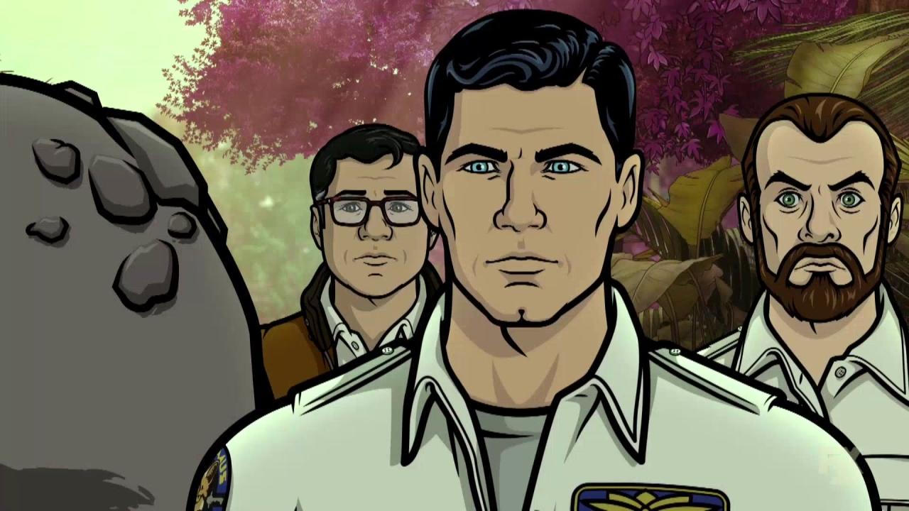 Archer: 1999: Doppel Krieger