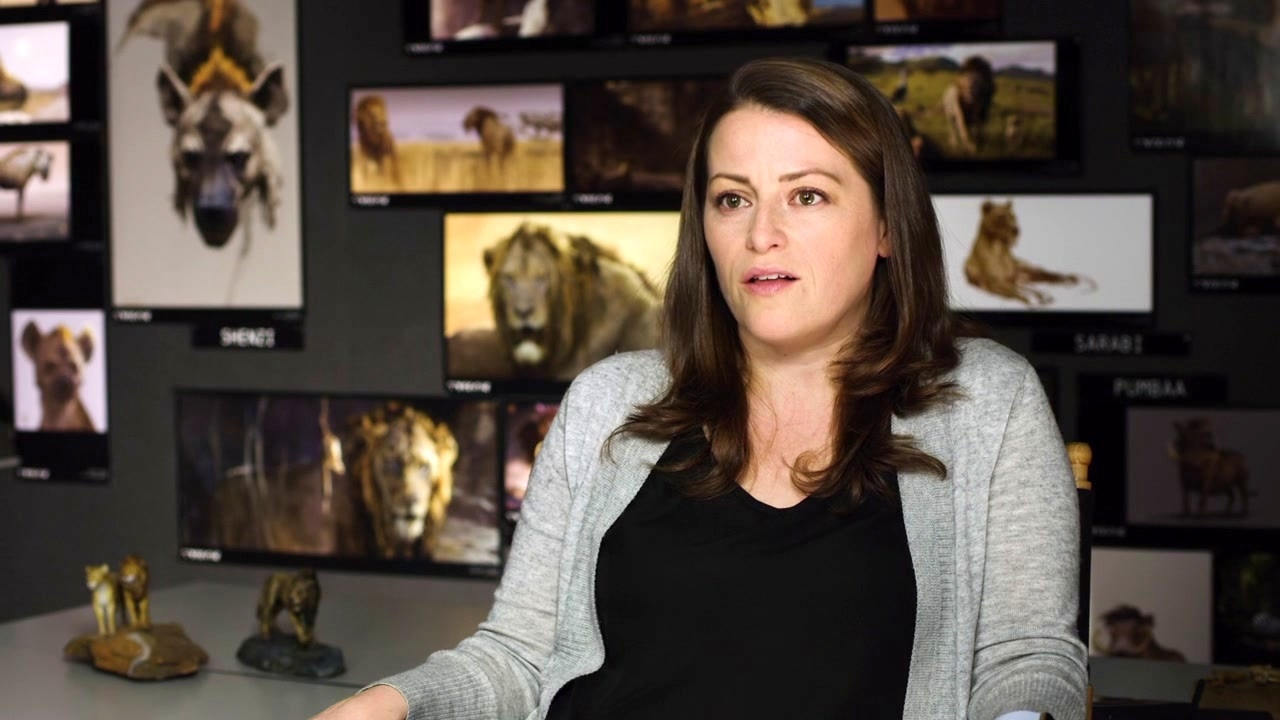 The Lion King: Karen Gilchrist On Developing The Black Box Theater