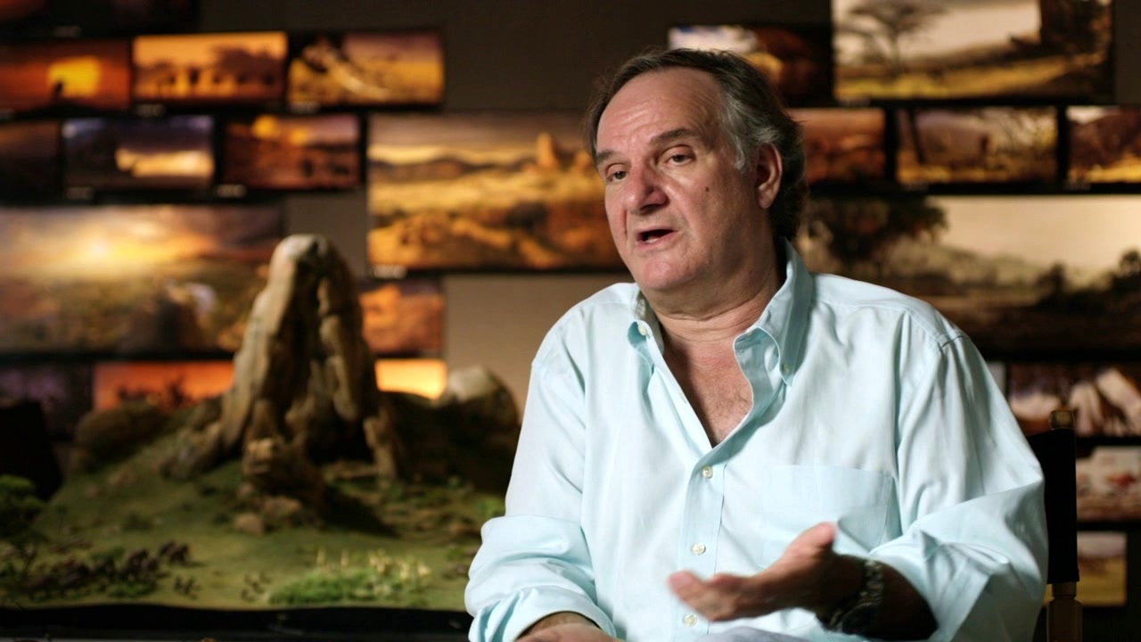 The Lion King: Robert Legato On Creating A Film Using VR