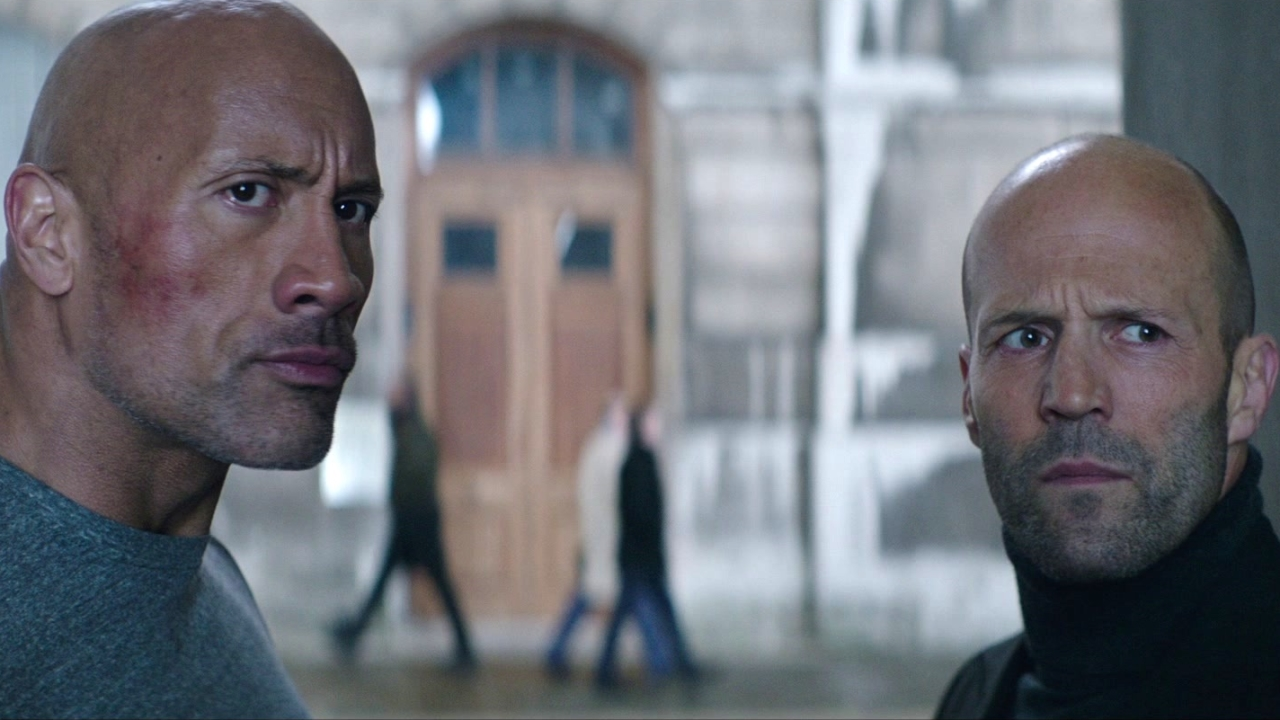 Fast & Furious Presents: Hobbs & Shaw: Best Of Enemies (Featurette)