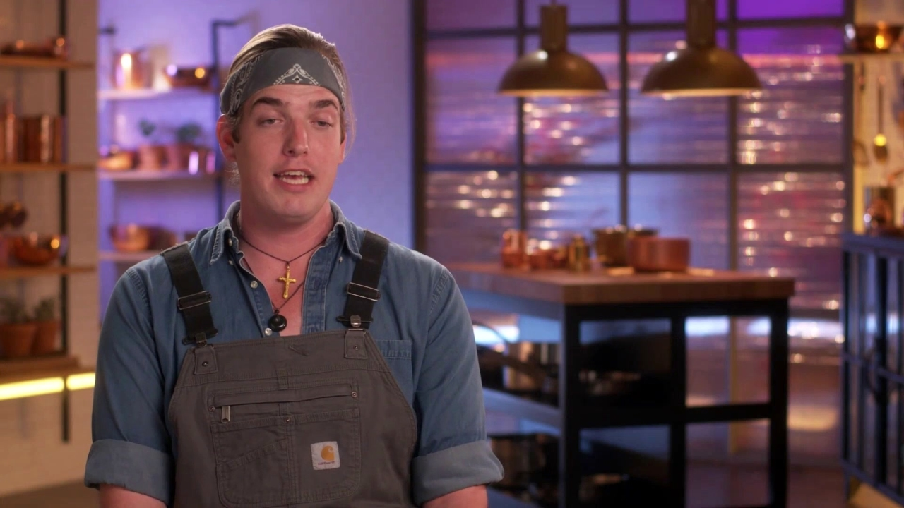 Masterchef: Noah Puts His Life On The Line For This Challenge