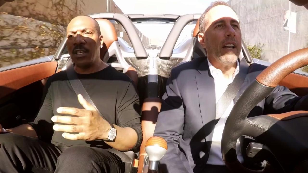 Comedians In Cars Getting Coffee: Eddie Murphy