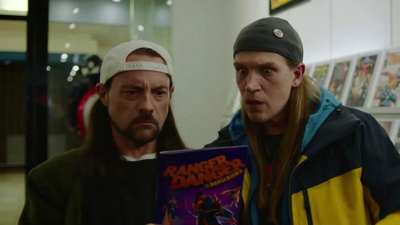 Jay And Silent Bob Reboot (Red Band Trailer)