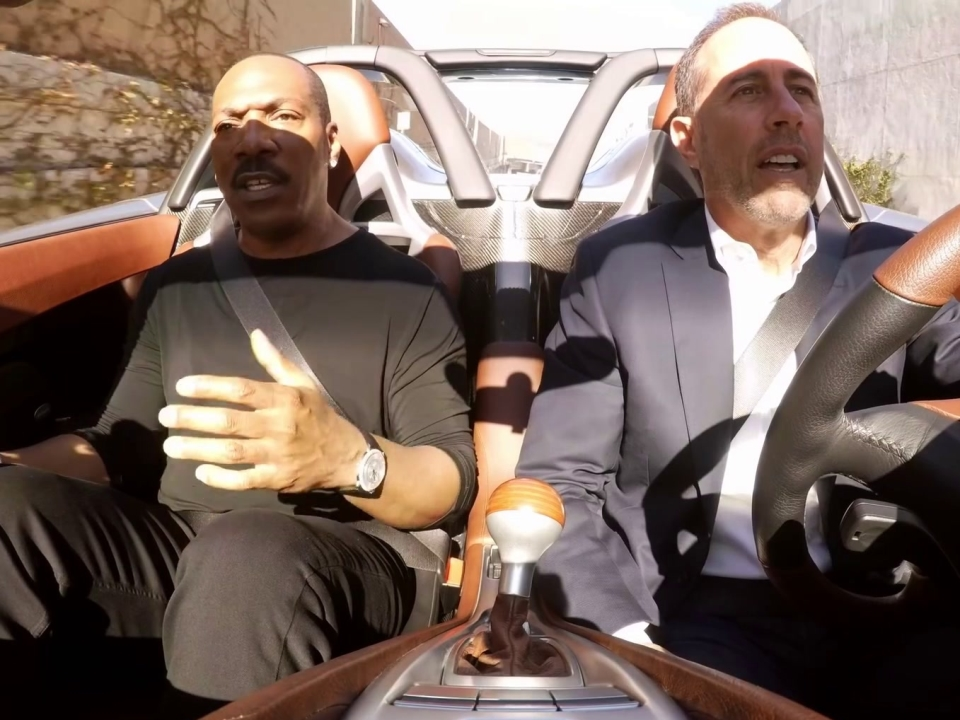 Comedians In Cars Getting Coffee: Eddie Murphy