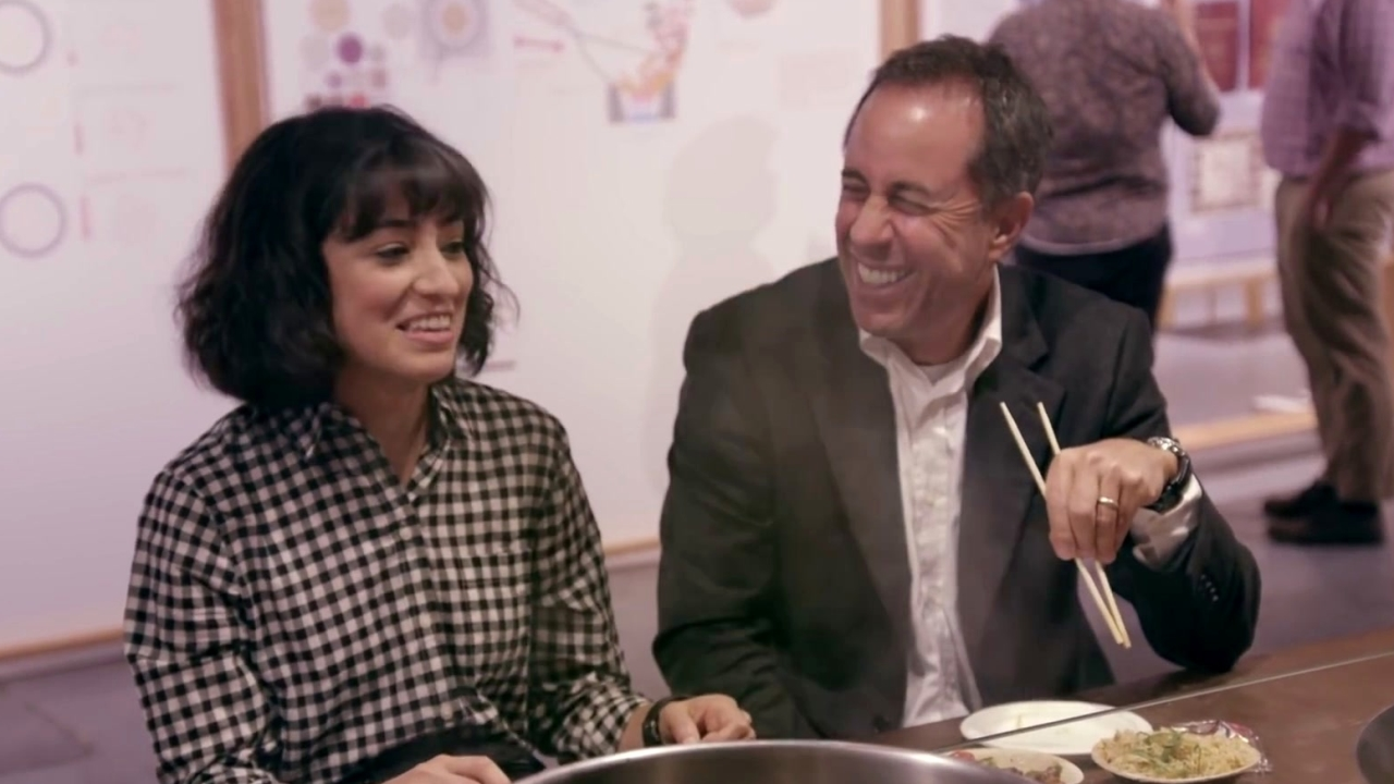 Comedians In Cars Getting Coffee: Melissa Villasenor