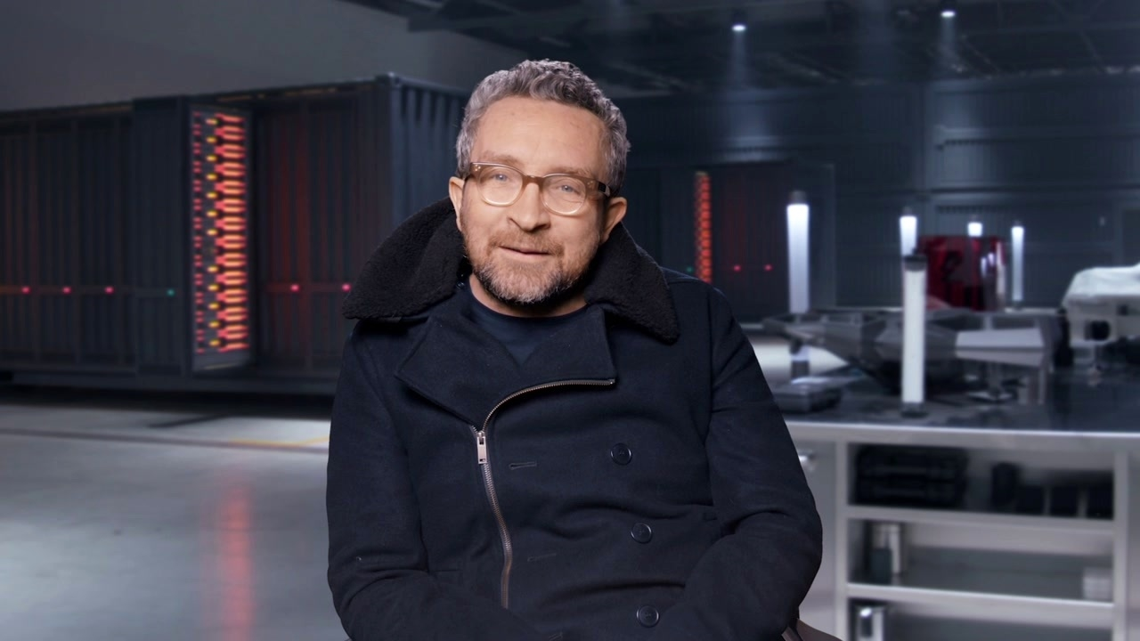Fast & Furious Presents: Hobbs & Shaw: Eddie Marsan On Working With Idris Elba