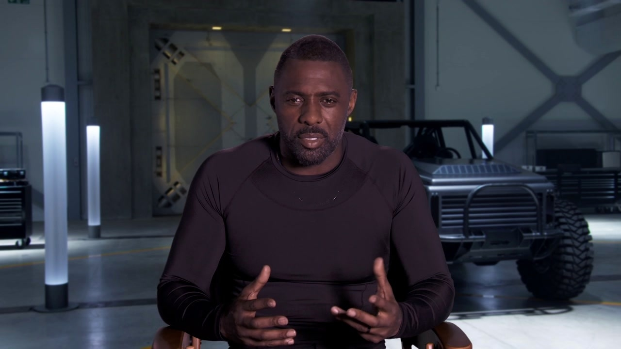 Fast & Furious Presents: Hobbs & Shaw: Idris Elba On Joining The Franchise