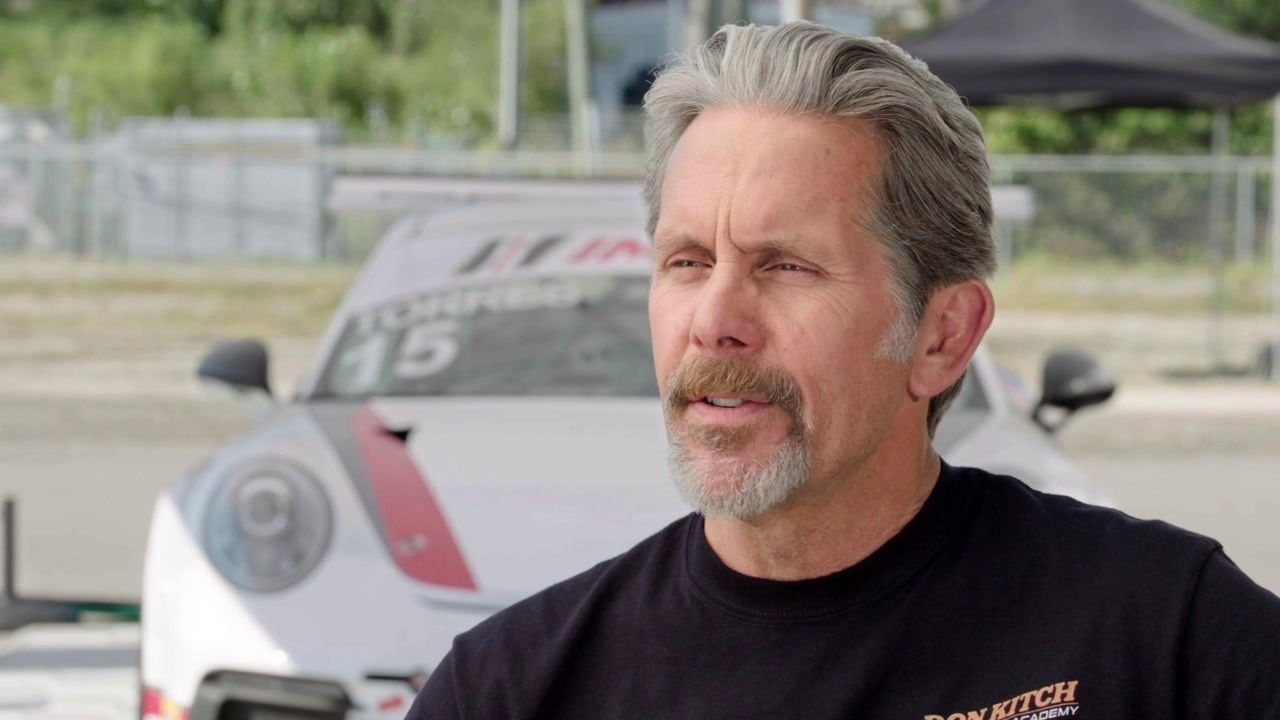 The Art Of Racing In The Rain: Gary Cole On Reading The Book For The First Time.