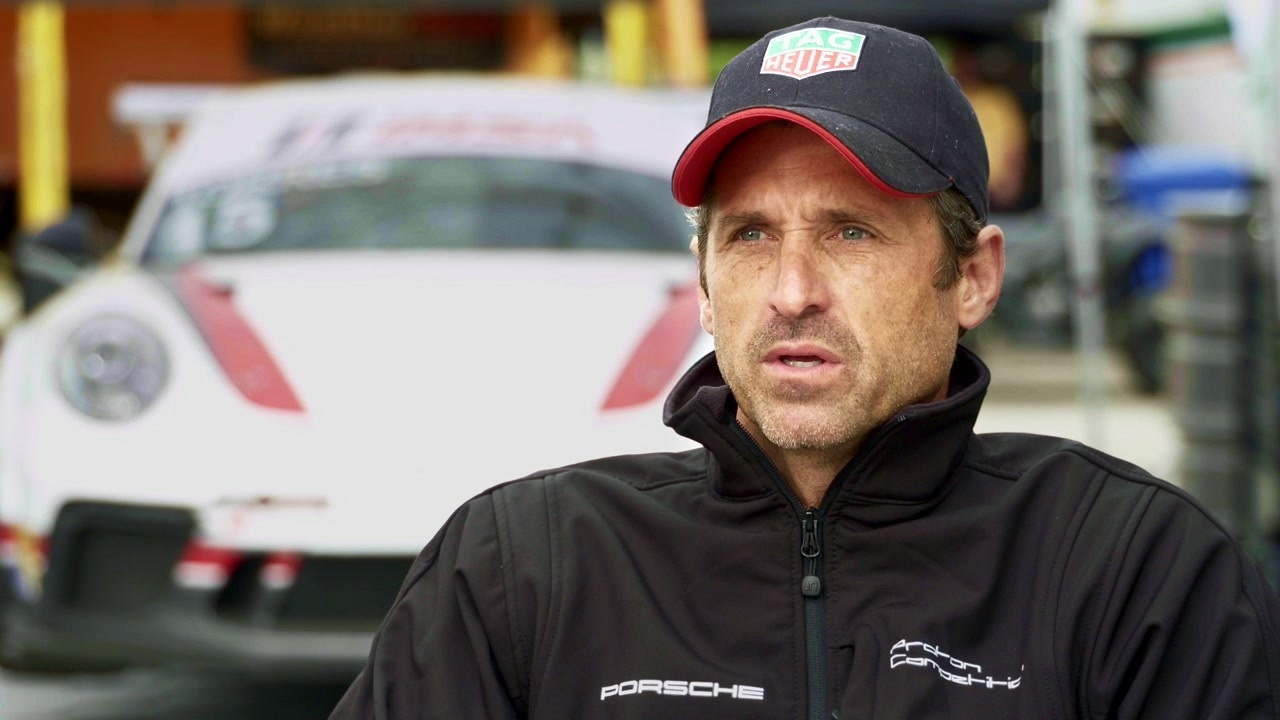 The Art Of Racing In The Rain: Patrick Dempsey On Reading The Book For The First Time