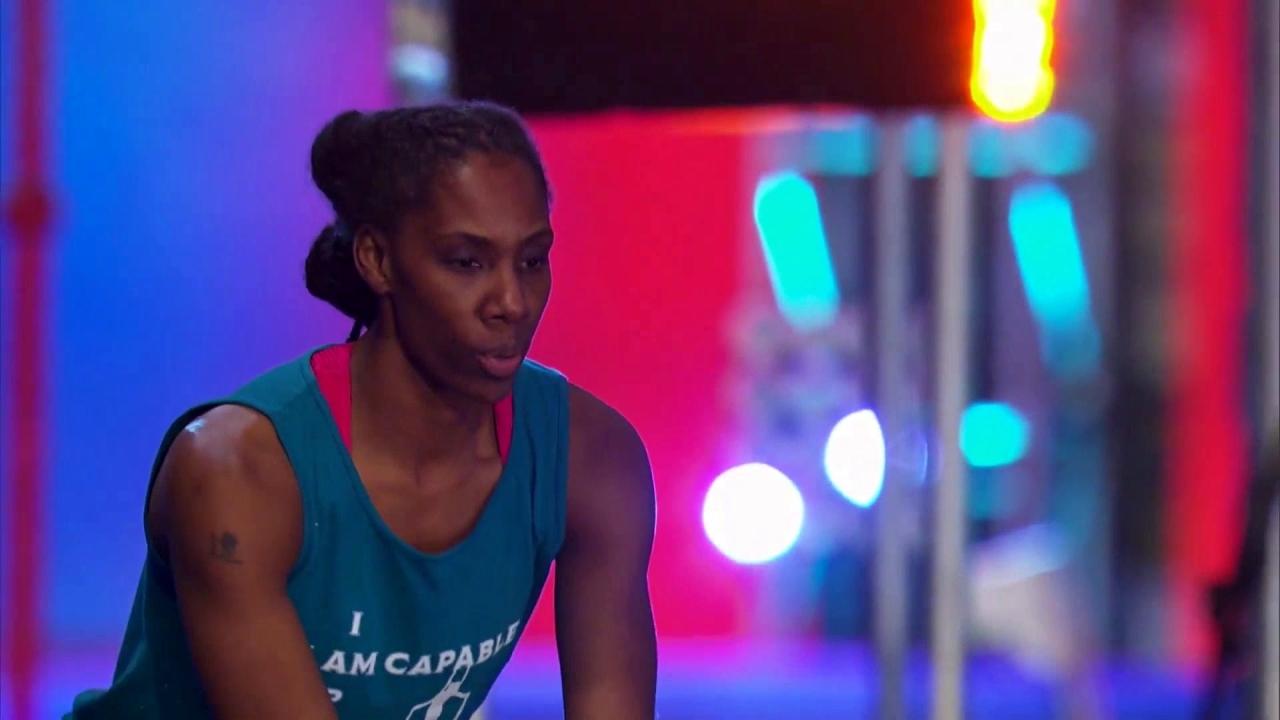 American Ninja Warrior: Jessica Clayton Qualifies For Vegas