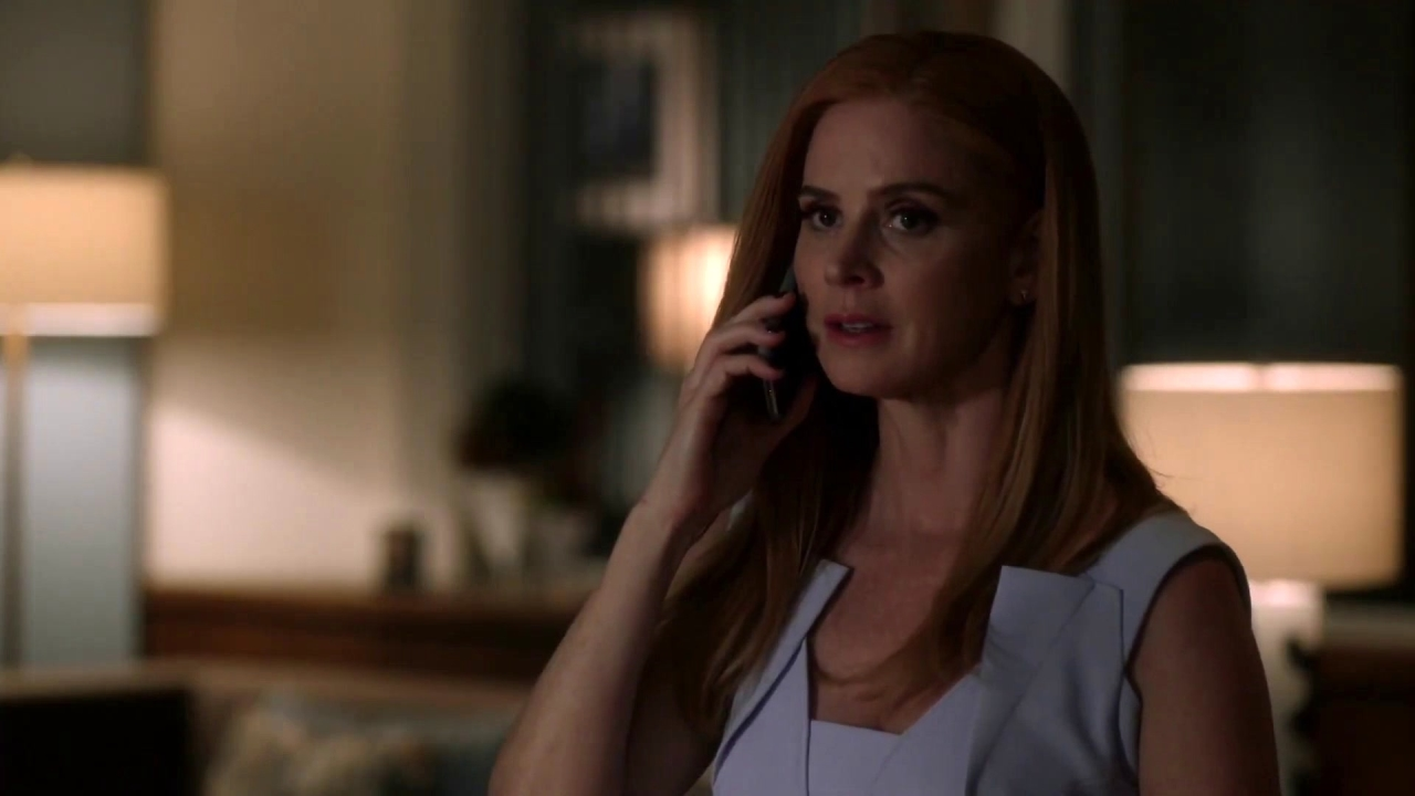 Suits: Donna Says Goodbye To Thomas