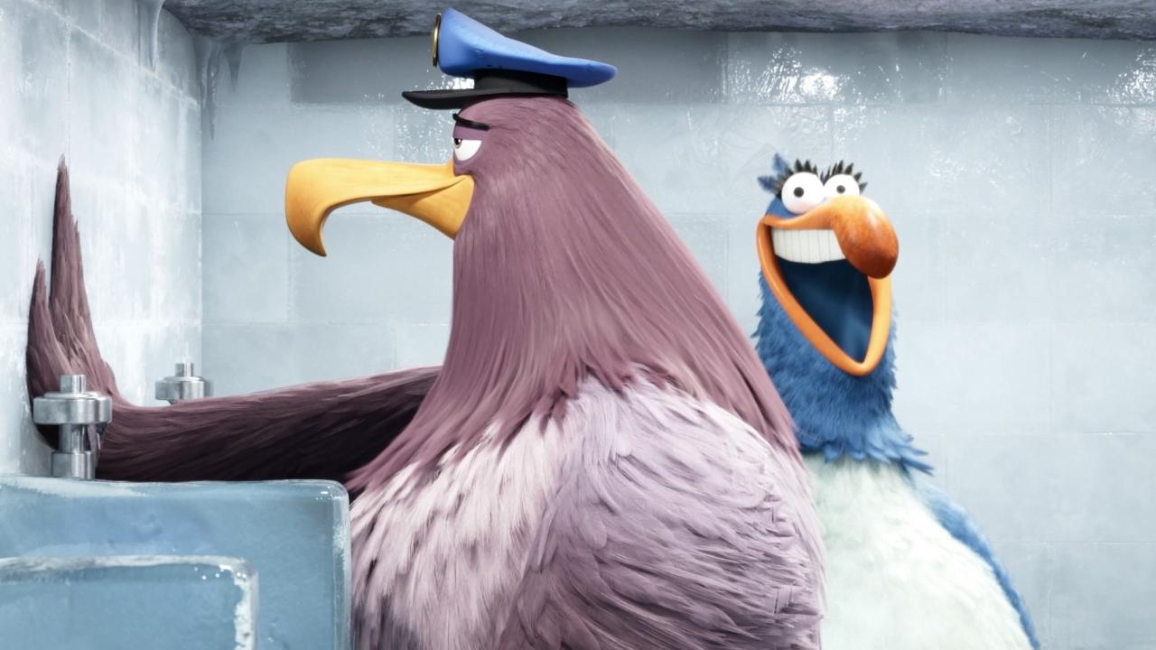 The Angry Birds Movie 2: Bathroom (Cutdown)