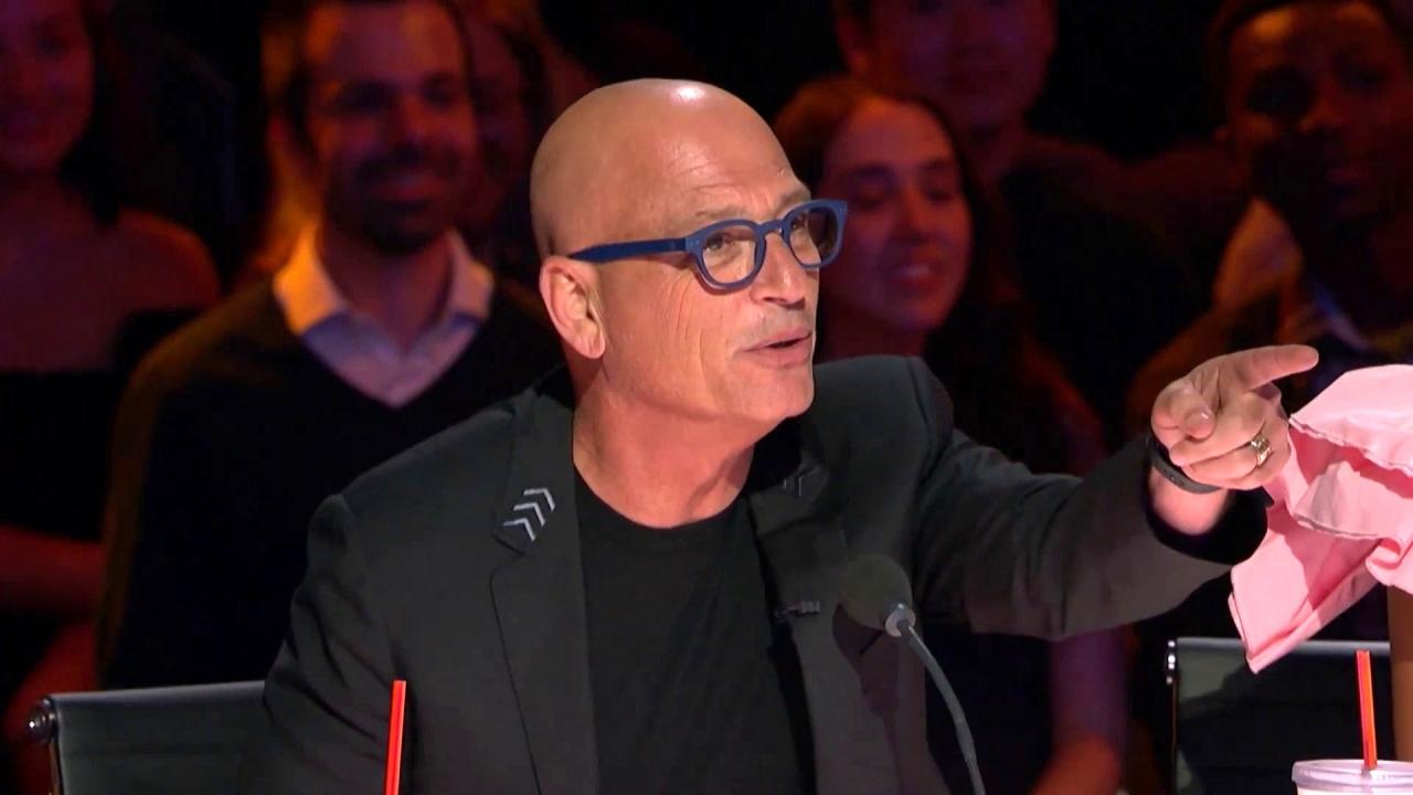 America's Got Talent: Act Bir Khalsa Hits Friend With A Sledgehammer