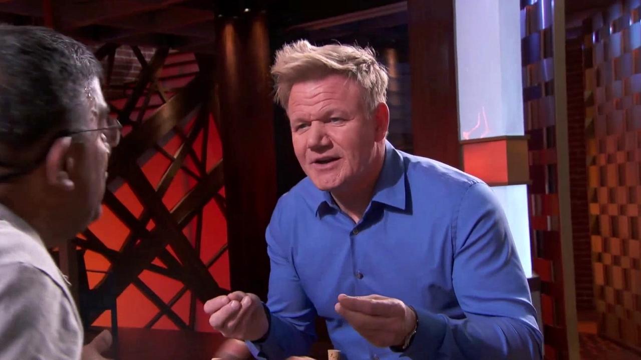 Masterchef: Gordon Ramsay Checks In With Subha