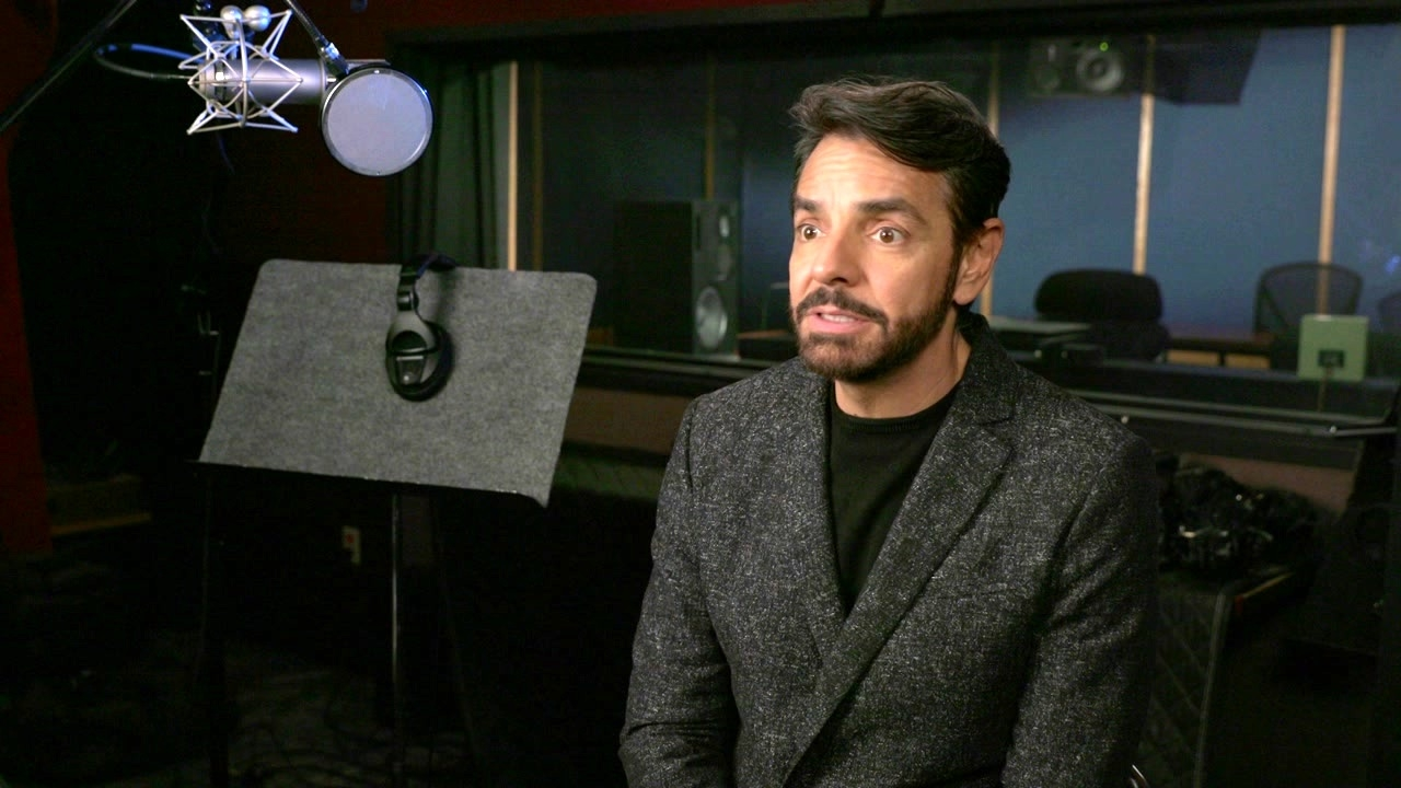 Dora And The Lost City Of Gold: Eugenio Derbez On Training For The Water Stunt