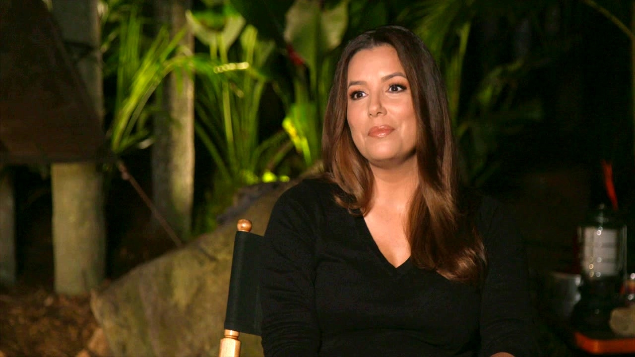Dora And The Lost City Of Gold: Eva Longoria On Working With Michael Pena Again