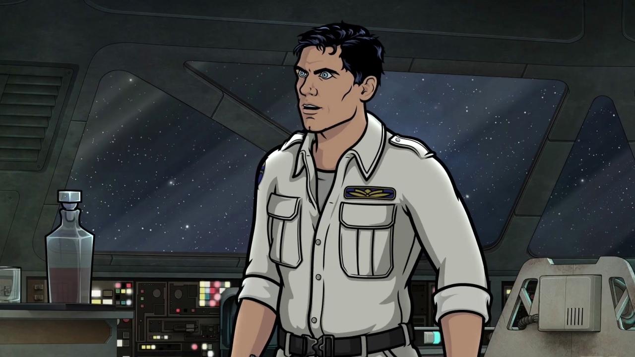 Archer: 1999: Archer Snaps
