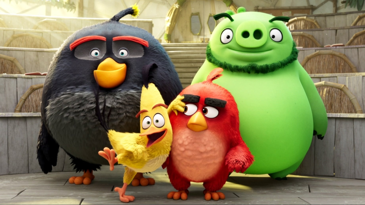 The Angry Birds Movie 2: Sup Sis