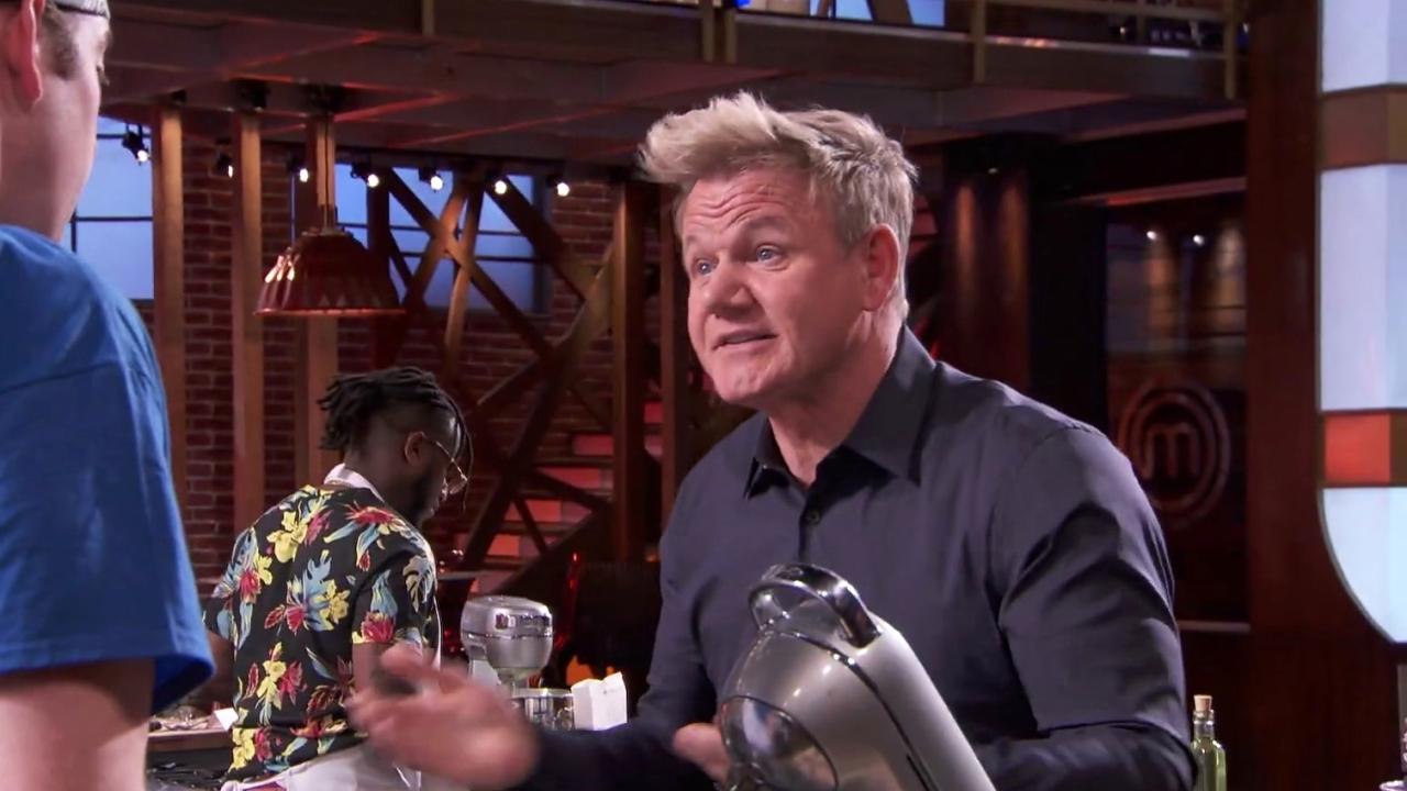 Masterchef: Noah Wants To Show Gordon Ramsay He's Here To Win