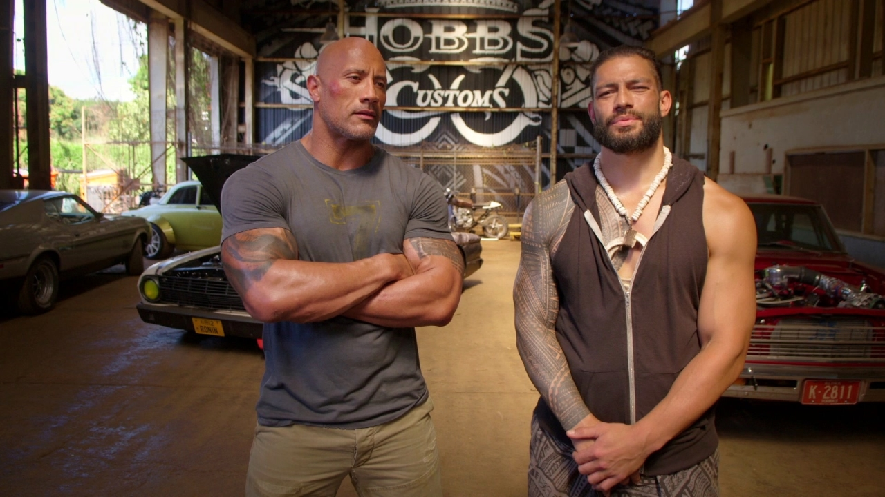 Fast & Furious Presents: Hobbs & Shaw: Siva Tau (Featurette)