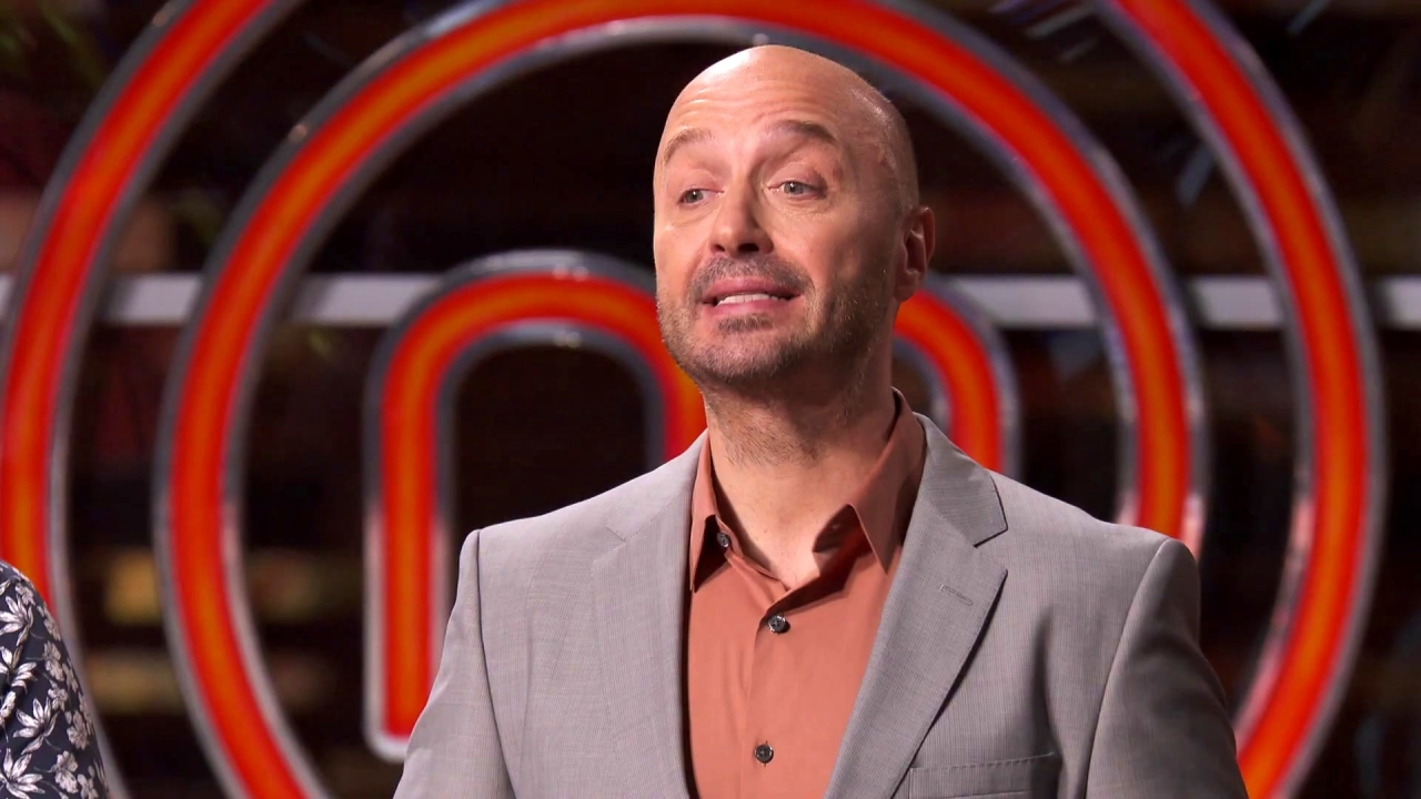 Masterchef: Tonight There Is A Surprise Guest Judge