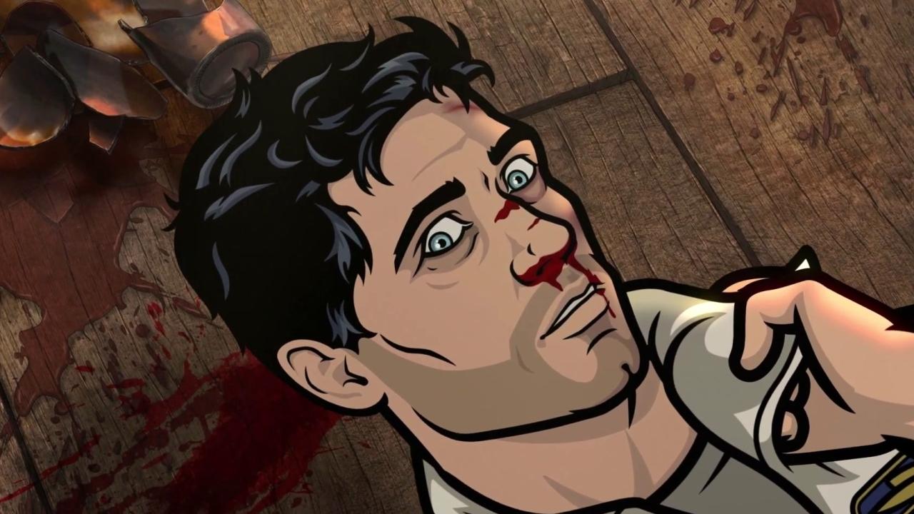 Archer: 1999: Seamus Explosion