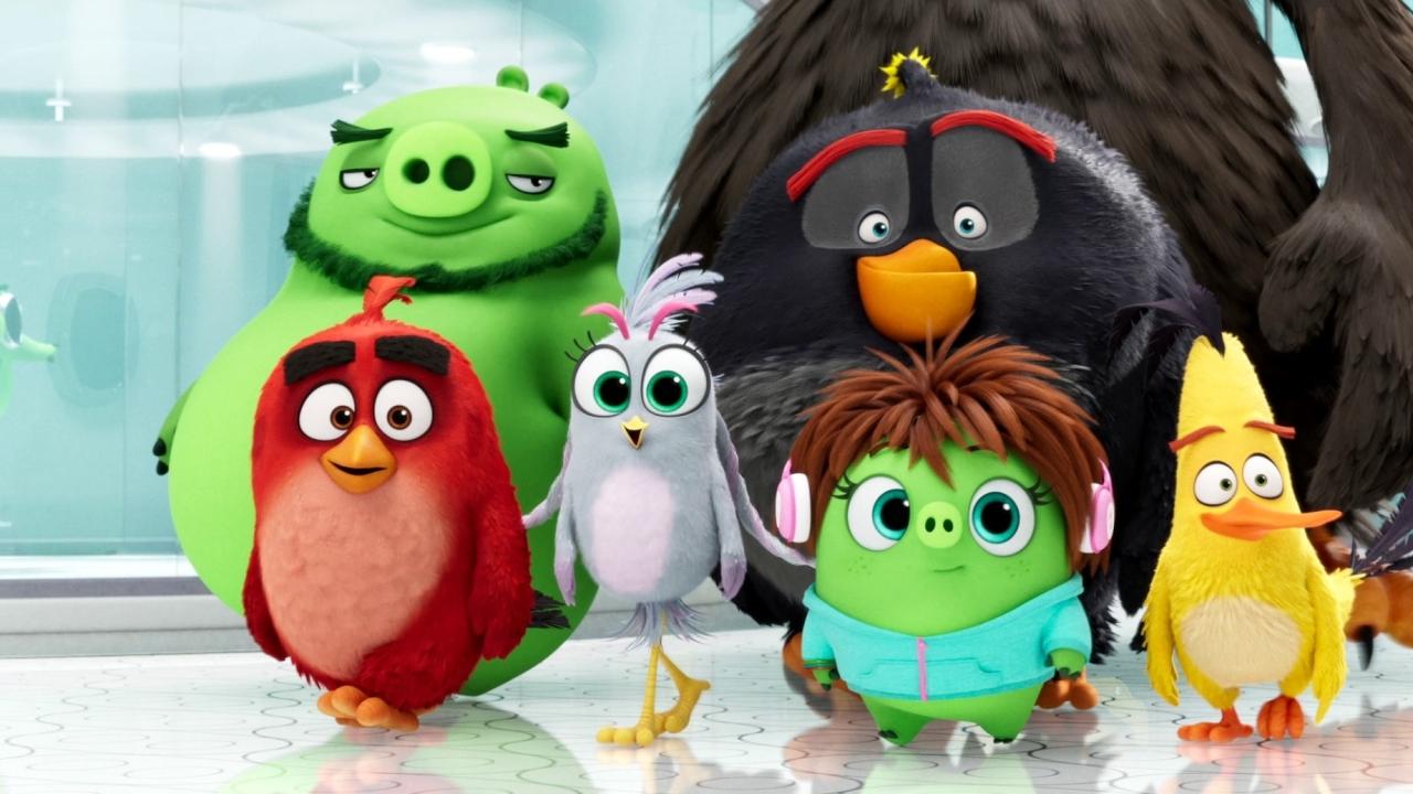 The Angry Birds Movie 2: Invisi-Spray