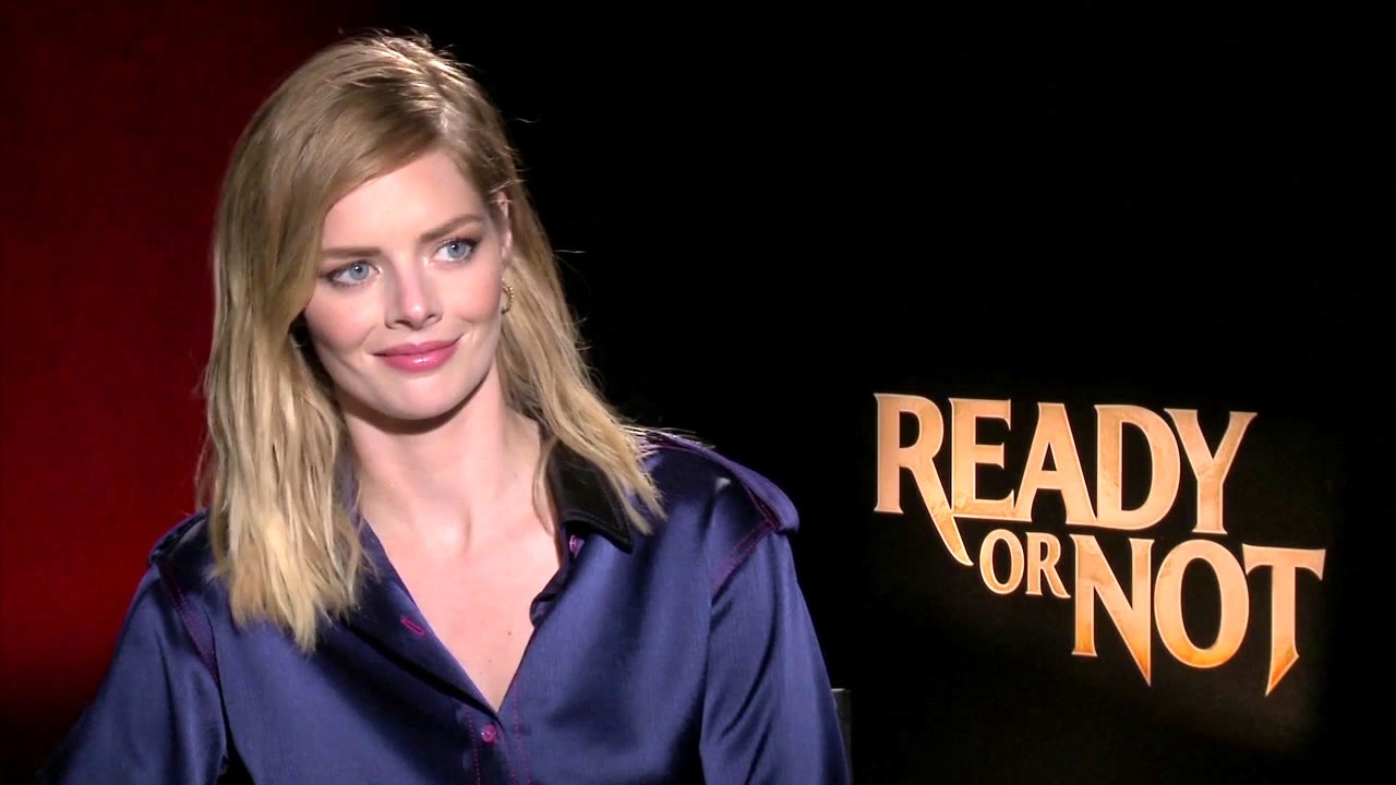 Ready Or Not: Samara Weaving On Her Character