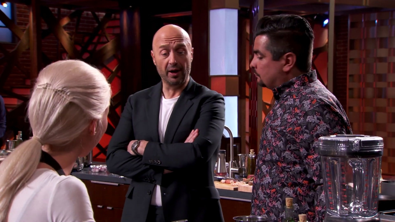 Masterchef: The Judges Check In With Bri