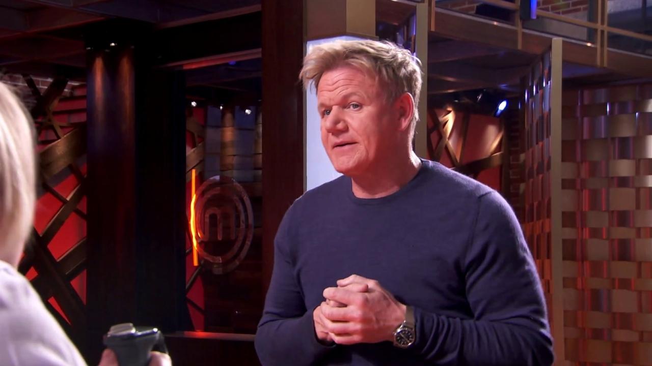 Masterchef: Gordon Ramsay Checks In On Shari