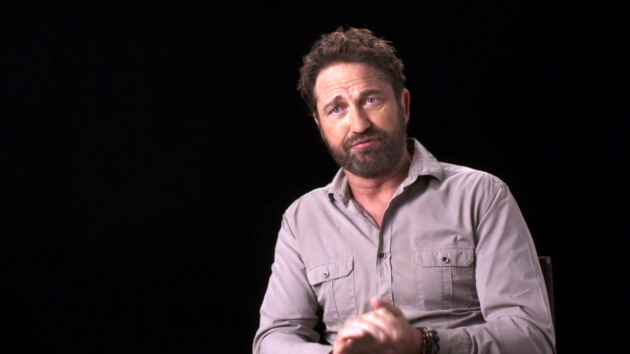 Angel Has Fallen: Gerard Butler On Bringing Mike Banning Back To The Big Screen