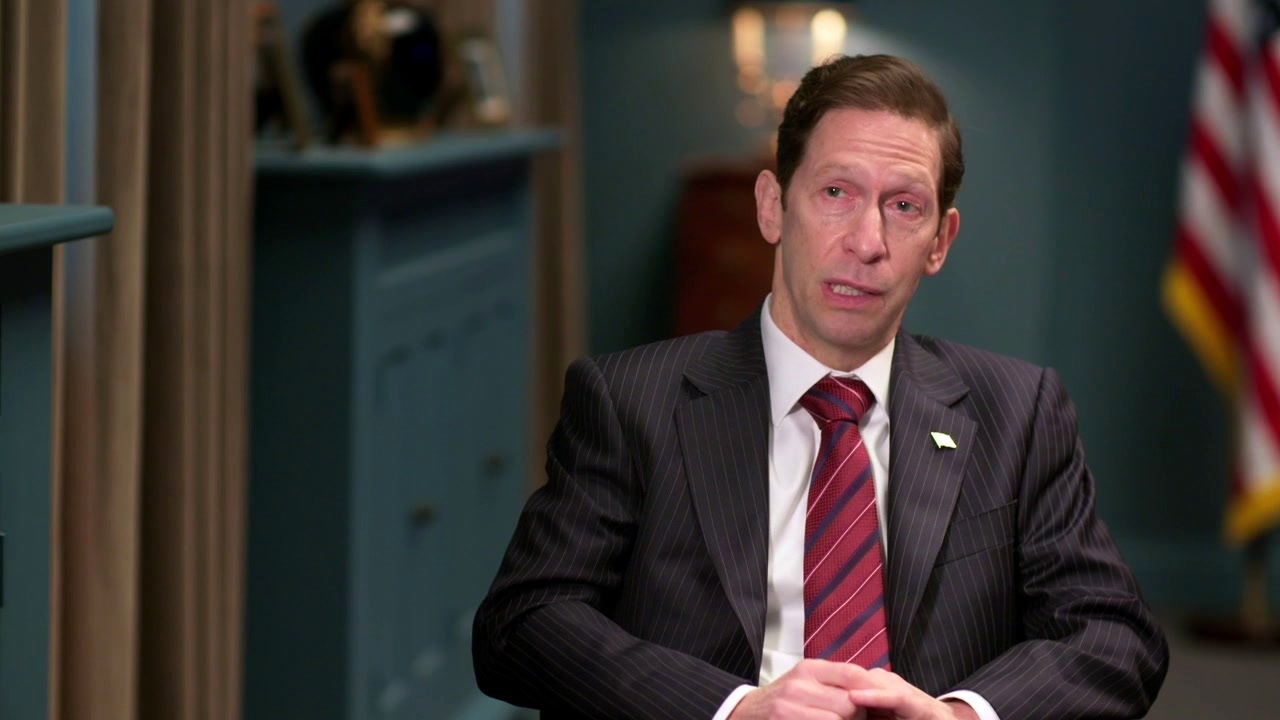 Angel Has Fallen: Tim Blake Nelson On The Relationship Between Characters