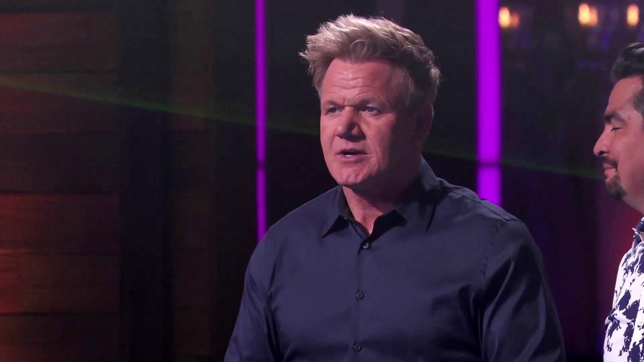 Masterchef: Gordon Ramsay Introduces Grant Achatz