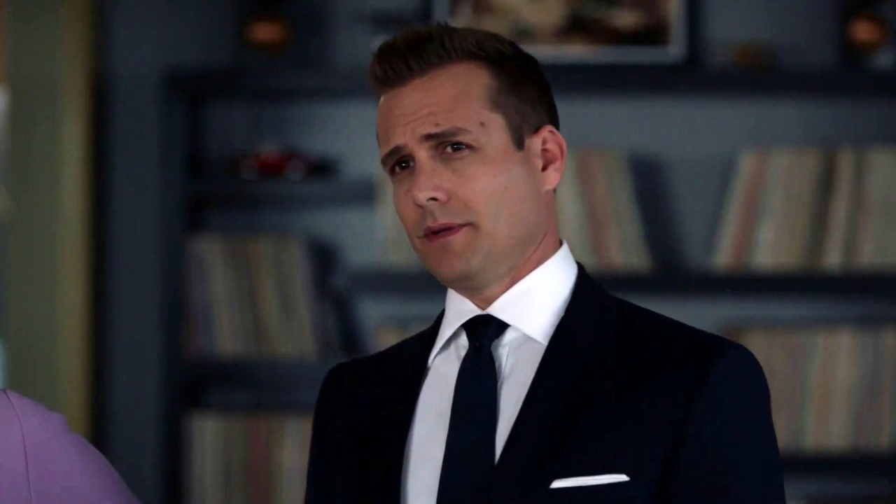 Suits: Samantha Wheeler Meets Mike Ross