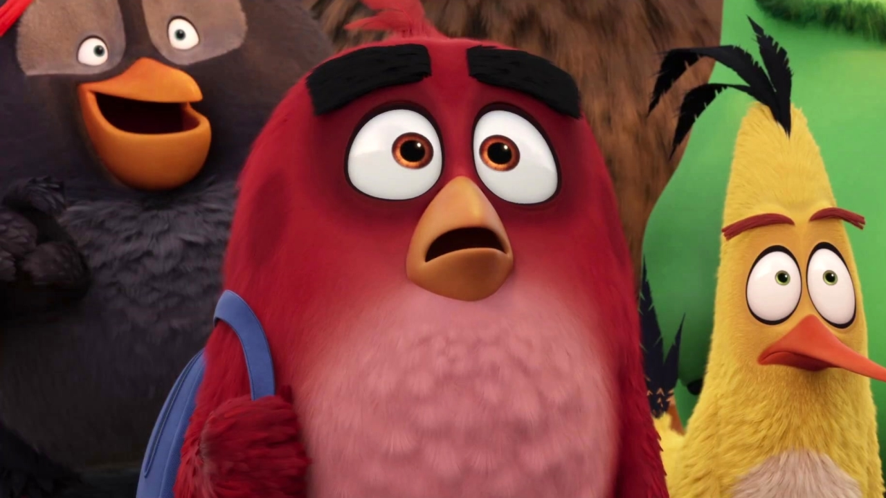The Angry Birds Movie 2: Hit (Spot)