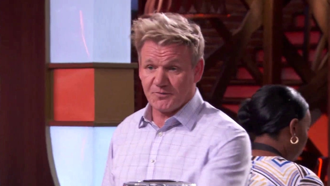 Masterchef: Micah Explains His Dish To Gordon