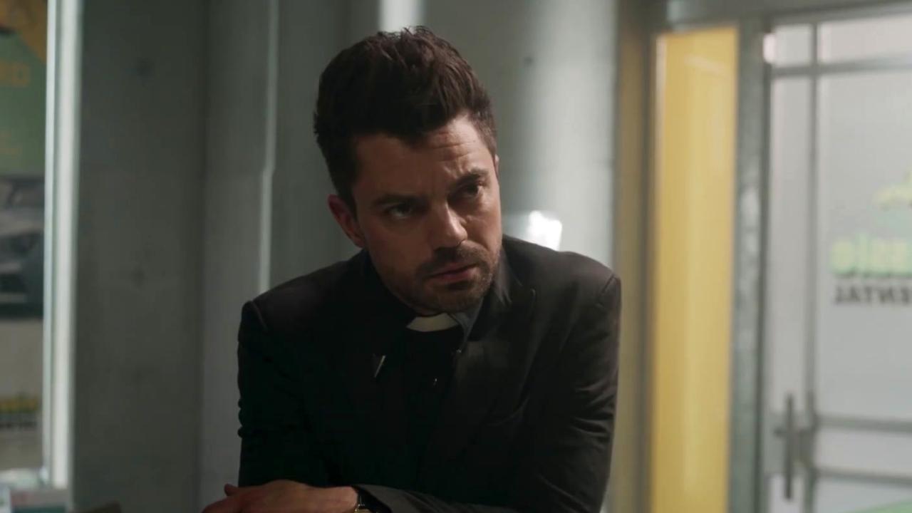 Preacher: Jesse Gets Turned Down