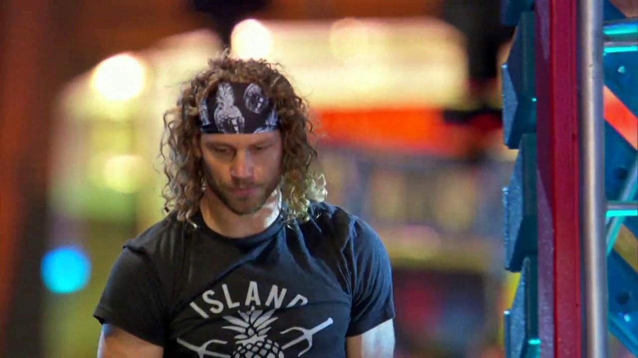 American Ninja Warrior: Grant Mccartney Narrowly Survives