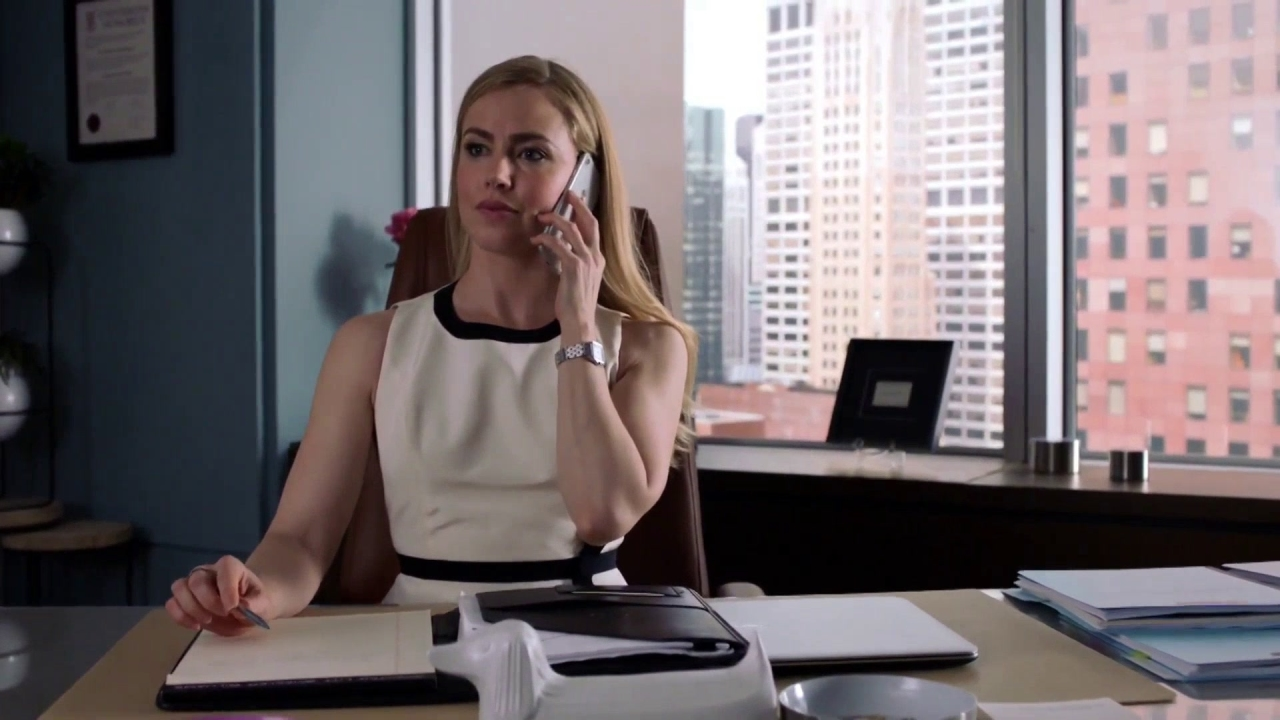 Suits: Katrina's Voicemail Fail