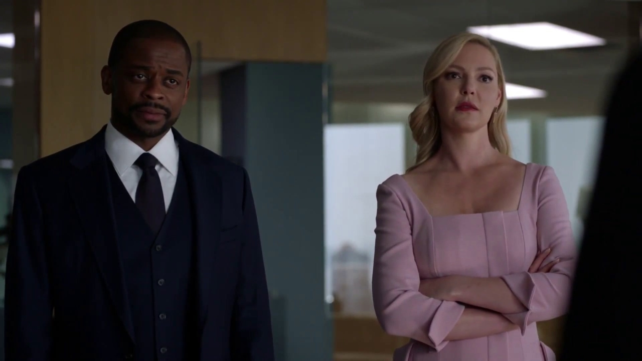 Suits: The Partners Take A United Front Against Faye